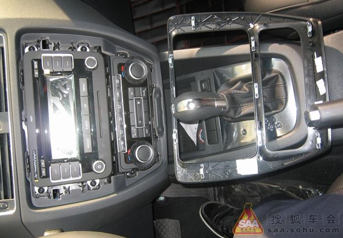 原车cd接线